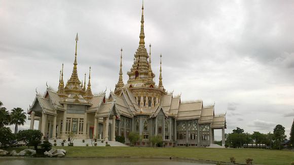赴泰汉语教师游记