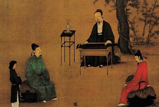 孟郊的听琴与文人的清高思想-上海儒鸿书院网站