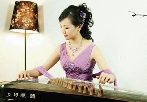 古筝的发展与古筝弦序的重要性